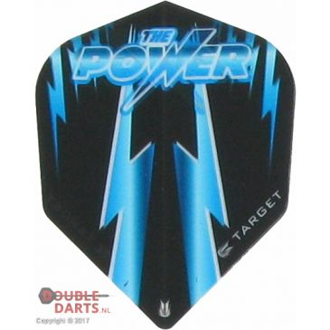 Target Phil Taylor Power Vision Black / Blue