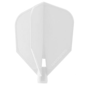 Harrows Clic Flights White