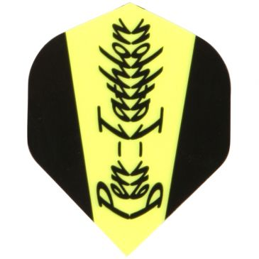 McKicks Pentathlon Black/Yellow