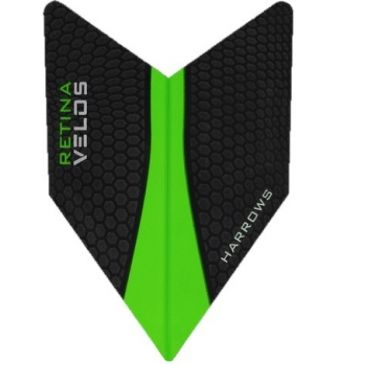 Harrows Velos Retina Green Flights
