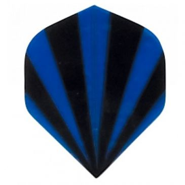 Metronic Hard Flights Blue Flash