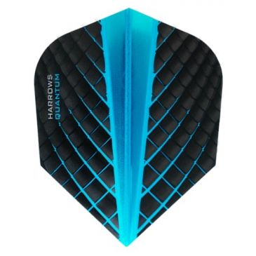 Harrows Quantum Flight Aqua Blue