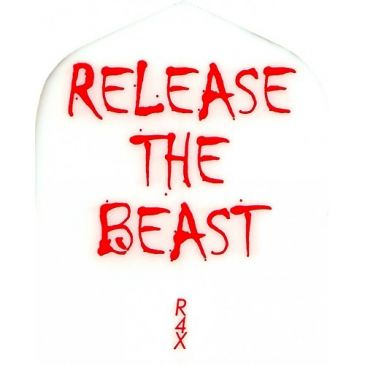 R4X Release The Beast Flights White