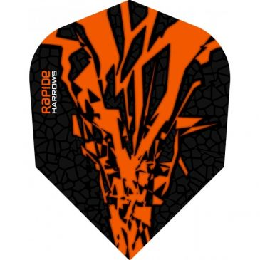 Harrows Rapide-X Flight Orange