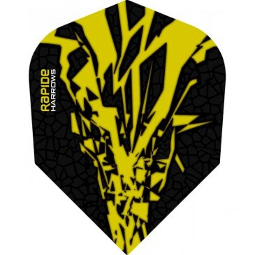 Harrows Rapide-X Flight Yellow