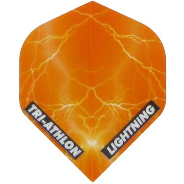 McKicks Lightning  Triathlon Clear Orange