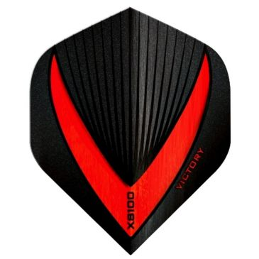 victory Vista-R flights XS100 Red