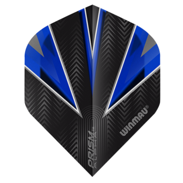 Winmau Prism Alpha Blue Flights