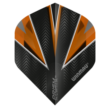 Winmau Prism Alpha Orange Flights