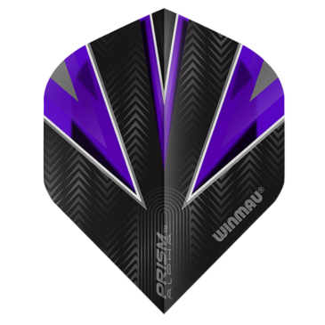 Winmau Prism Alpha Purple Flights